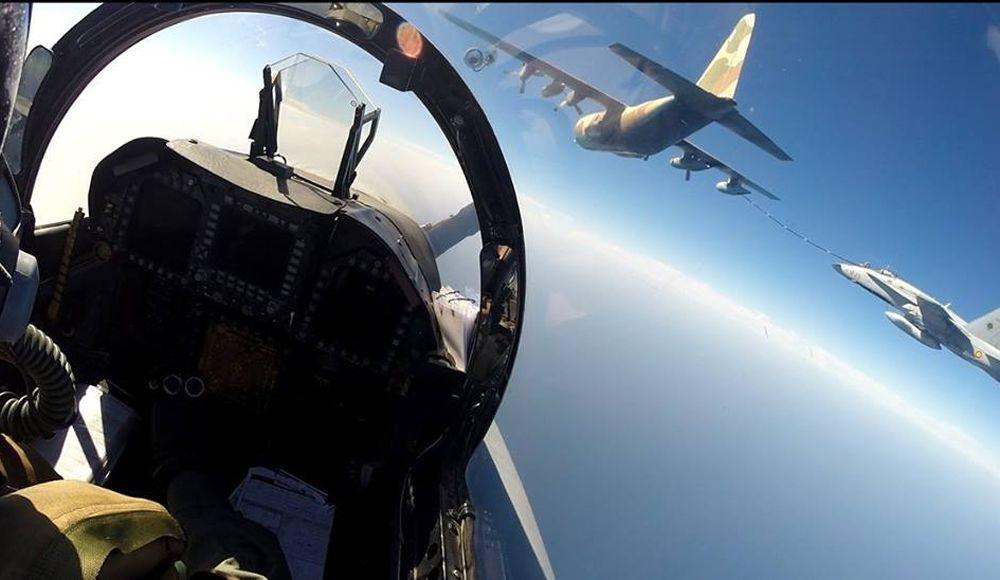 DACT 2017 Ejército del Aire