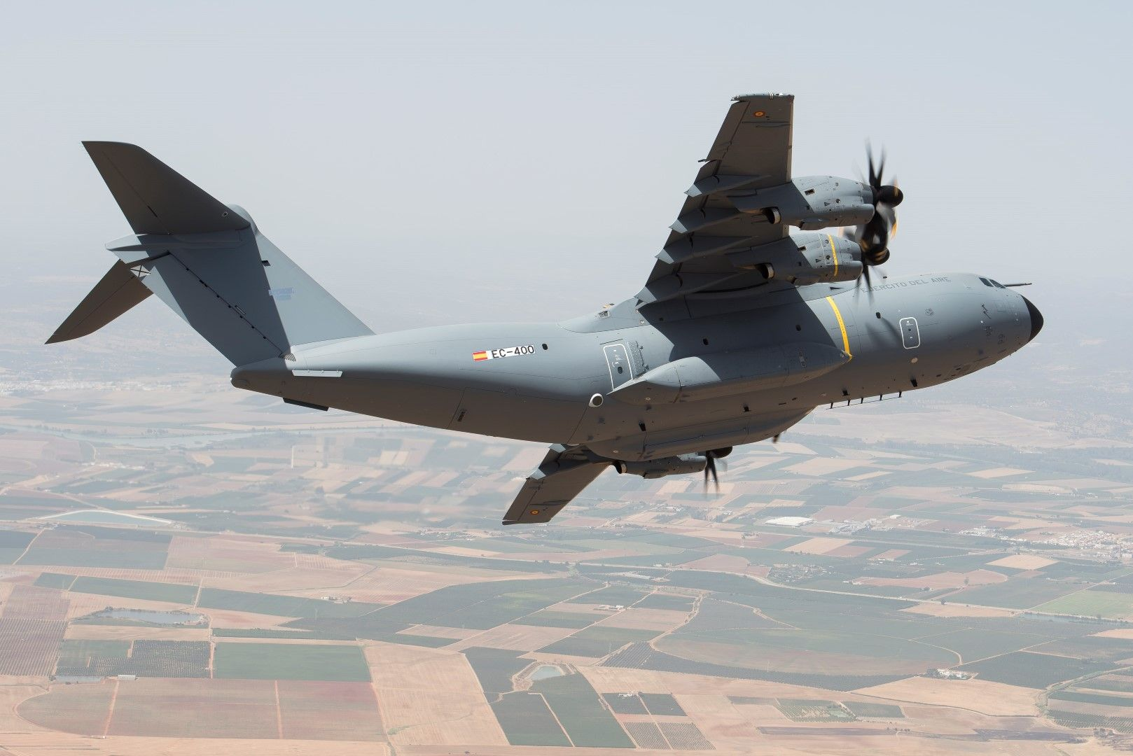 Vídeo Primer vuelo del A400M
