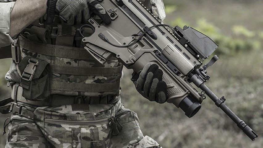 FN Herstal FCU Mk3 Upgrade