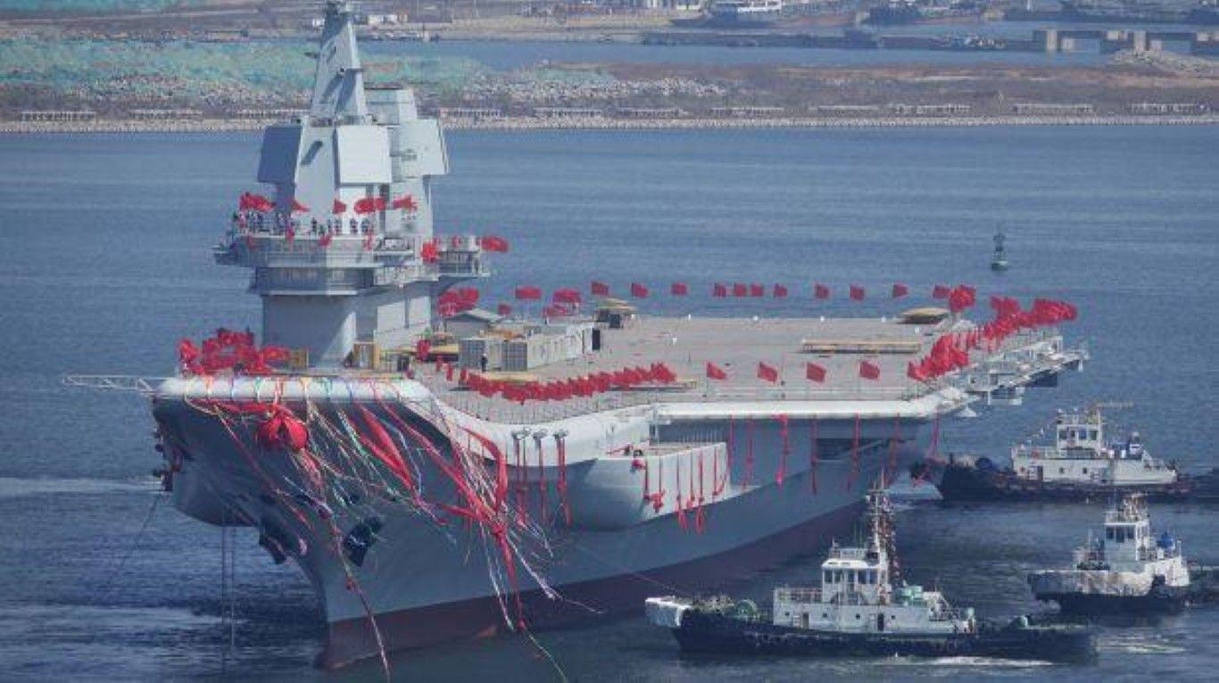52c710d73c79 Cómo es el Shandong CV-17