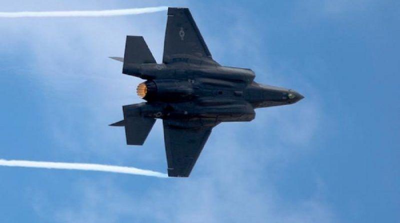 El F-35 incorporará en 2019 el Sistema Automático de Evitación de Colisión en tierra. Cabecera
