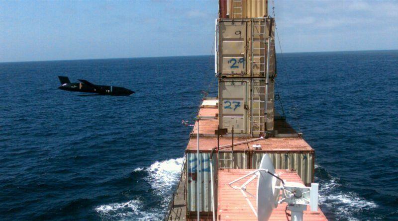 El misil antibuque LRASM de Lockheed Martin marca con éxito su sexta prueba. Cabecera