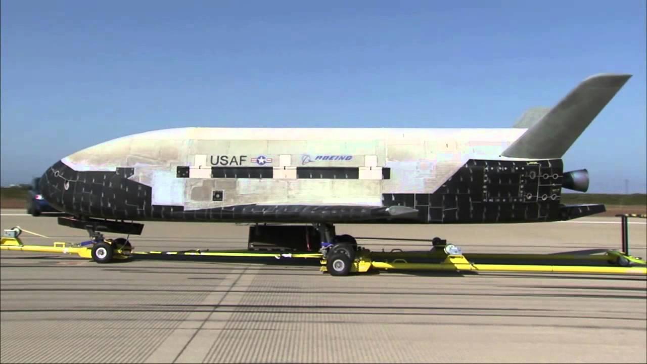 Guerra de las Galaxias vehículo de prueba orbital X-37B