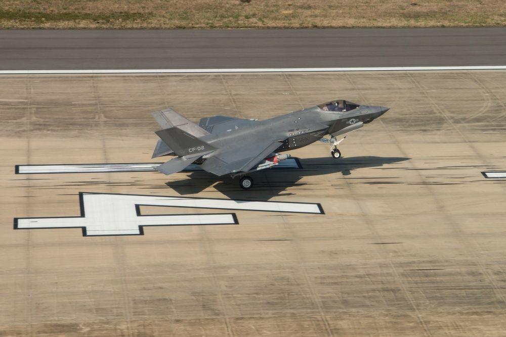 El programa F-35 completa la fase de diseño y desarrollo. Texto
