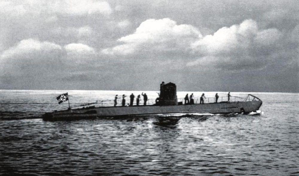 Historia: La caza del submarino de misiles balísticos de la Alemania nazi. Texto4