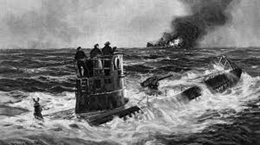 Historia: La caza del submarino de misiles balísticos de la Alemania nazi. Texto5