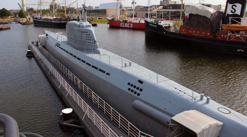 Historia: La caza del submarino de misiles balísticos de la Alemania nazi. Cabecera