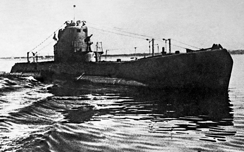 Historia: La caza del submarino de misiles balísticos de la Alemania nazi. Texto3