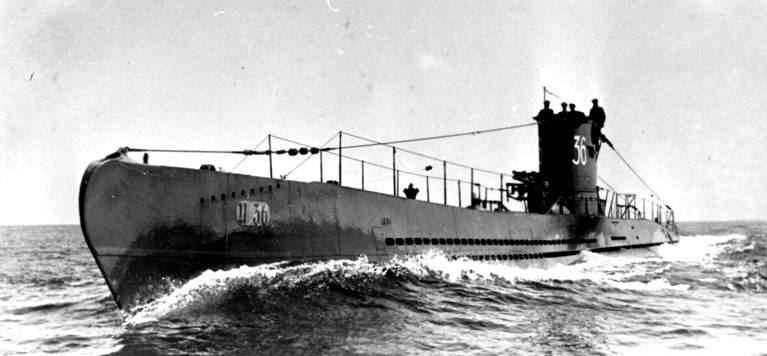 Historia: La caza del submarino de misiles balísticos de la Alemania nazi. Texto1