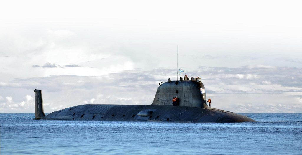 Los 5 submarinos más mortíferos del planeta Tierra.5