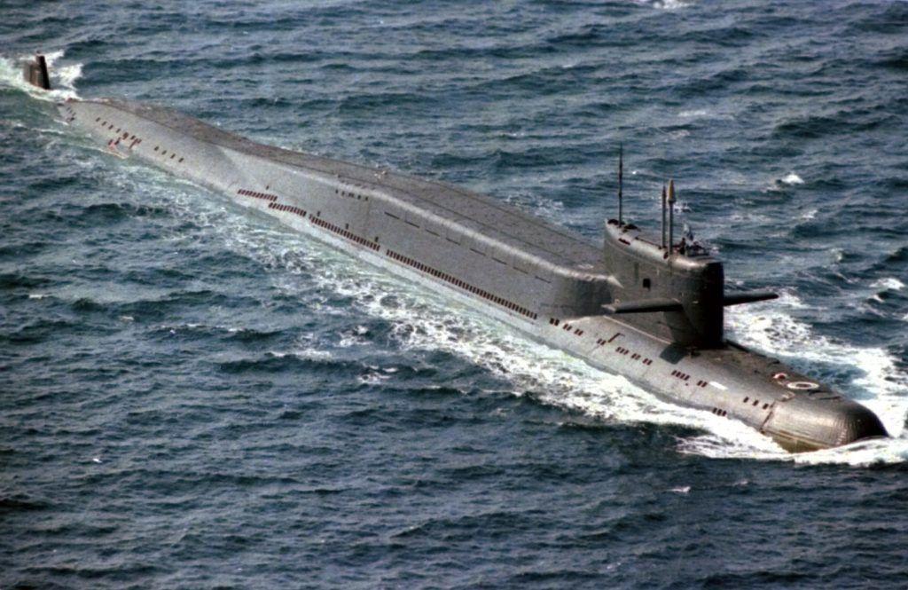 Los 5 submarinos más mortíferos del planeta Tierra.4