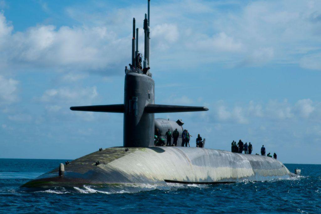 Los 5 submarinos más mortíferos del planeta Tierra.1
