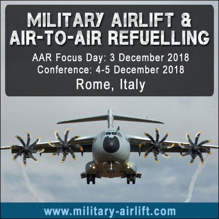 Military Airlift and Air-to-Air Refuelling 2018
