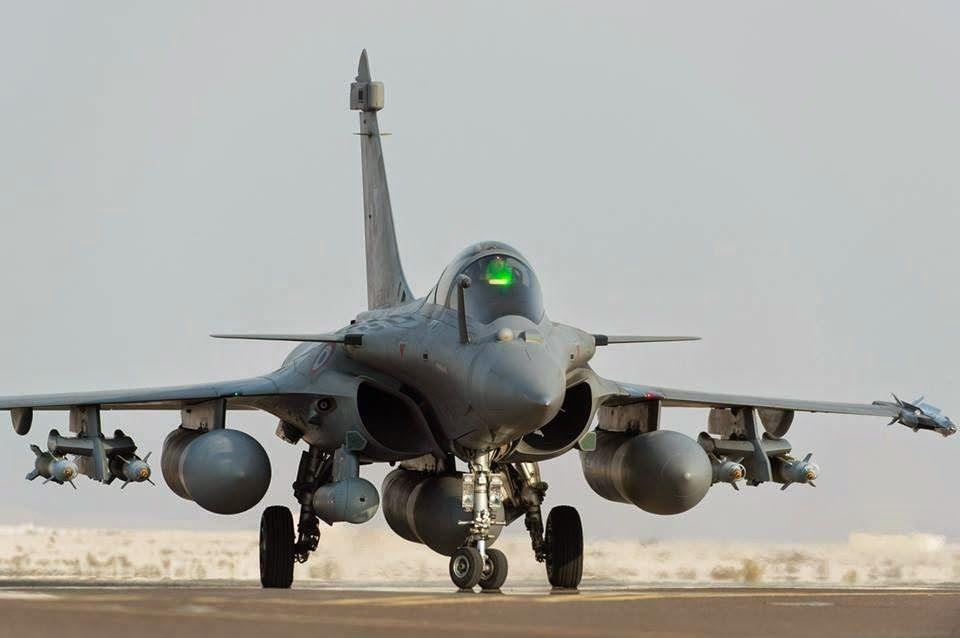 Avión Dassault Rafale
