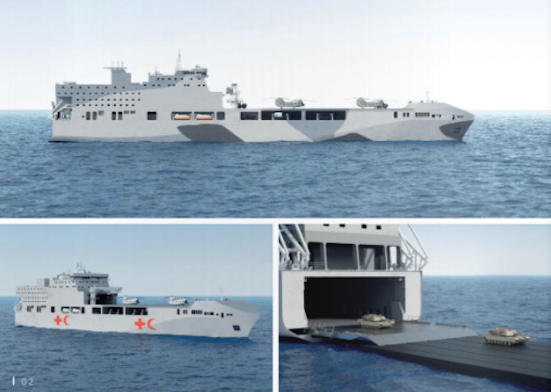 Resultado de imagen para buques de ataque litoral