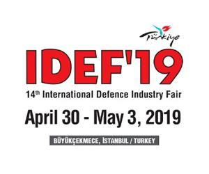IDEF International Defence Industry Fair 2019