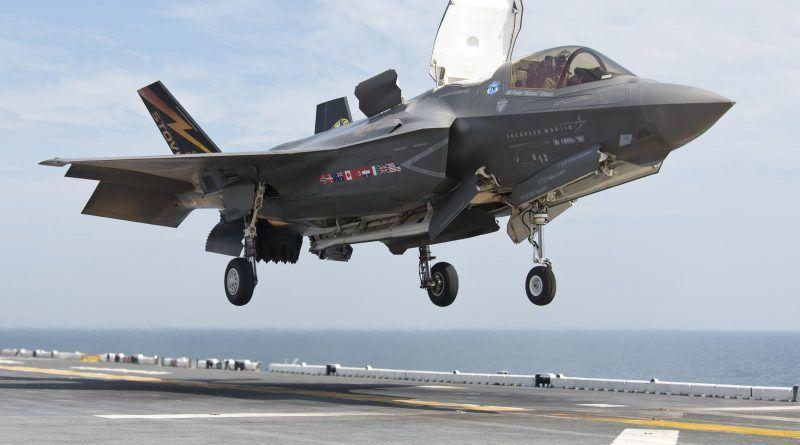 Estados Unidos muestra músculo con el F-35B antes de la cumbre de Trump con Corea del Norte Cabecera