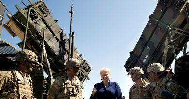El interceptor de misiles Patriot no funciona, pero Raytheon sigue ganando miles de millones. Cabecera