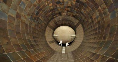 China está desarrollando un túnel de viento hipersónico. Cabecera