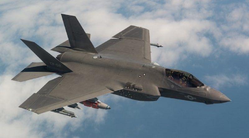 El programa F-35 completa la fase de diseño y desarrollo. Cabecera