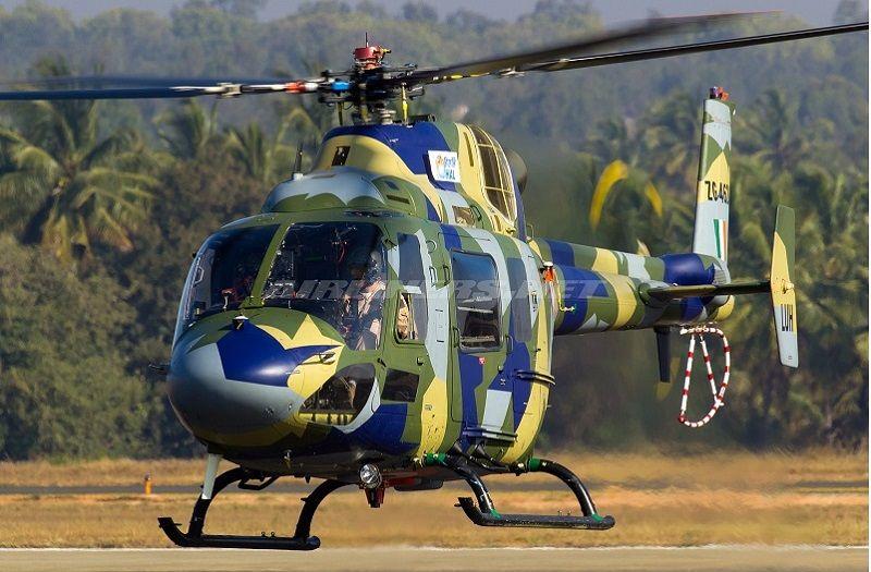 Resultado de imagen para Hindustan Aeronautics Limited (HAL) + helicóptero utilitario ligero (LUH),