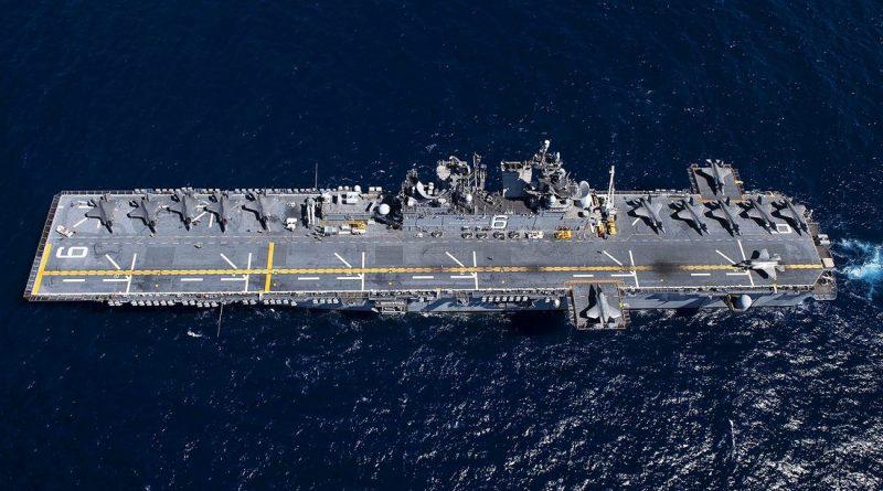 USS Trípoli LHA-7 archivos – Galaxia Militar