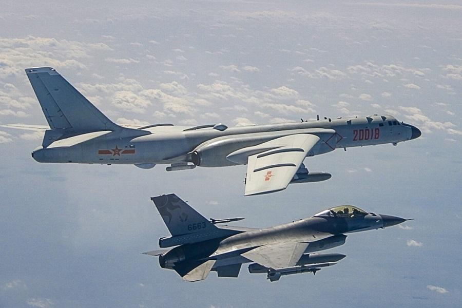 Los movimientos militares de China contra Taiwán tienen más que ver con la  intimidación que con la invasión. – Galaxia Militar